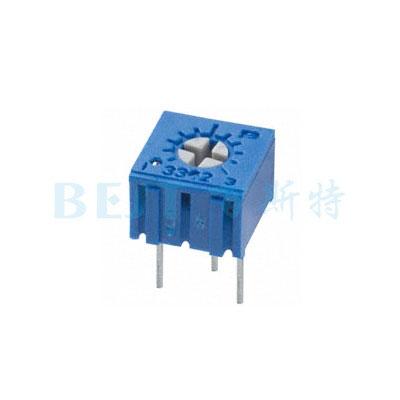 bourns电位器3362P